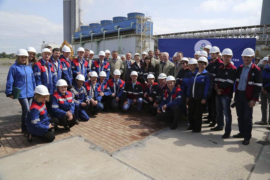В Вологодской области запущено строительство производства гранулированного карбамида
