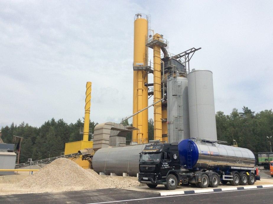 В Калуге состоялось открытие нового производства для дорожной и строительной отраслей