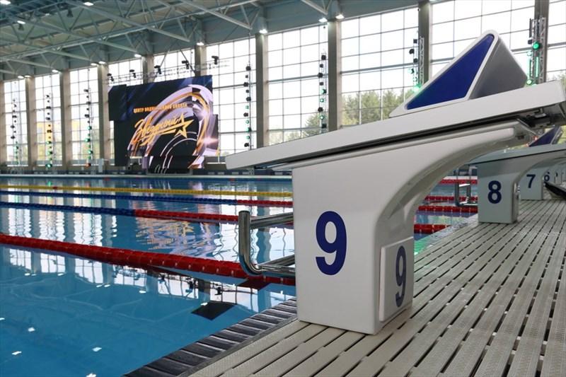 В Томске открыт новый Центр водных видов спорта «Звёздный»