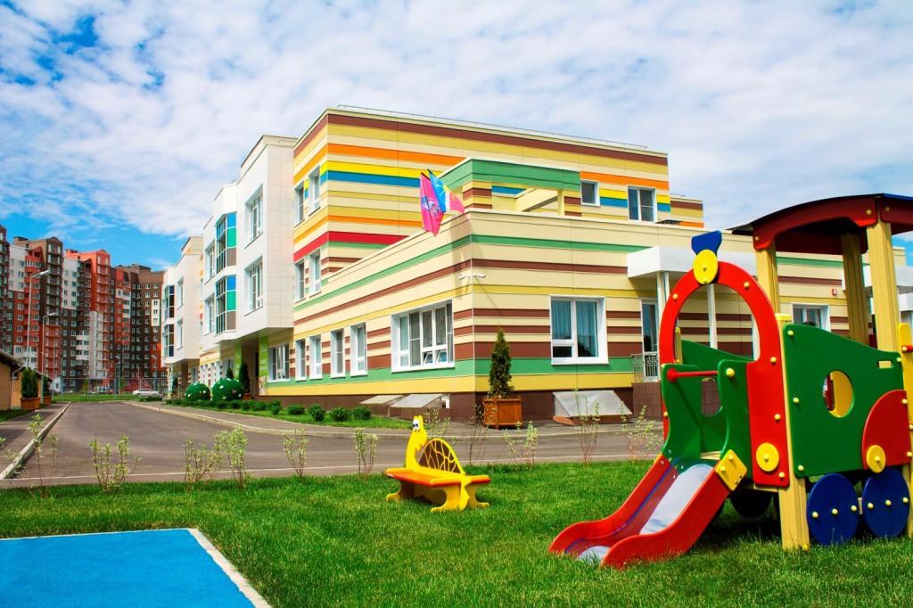 В Москве сданы два новых детских сада