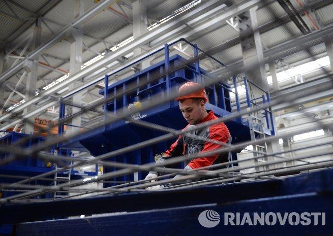 В Татарстане введен в эксплуатацию завод крупнопанельного домостроения