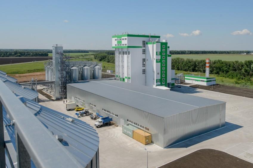 В Воронежской области открылся комбикормовый завод