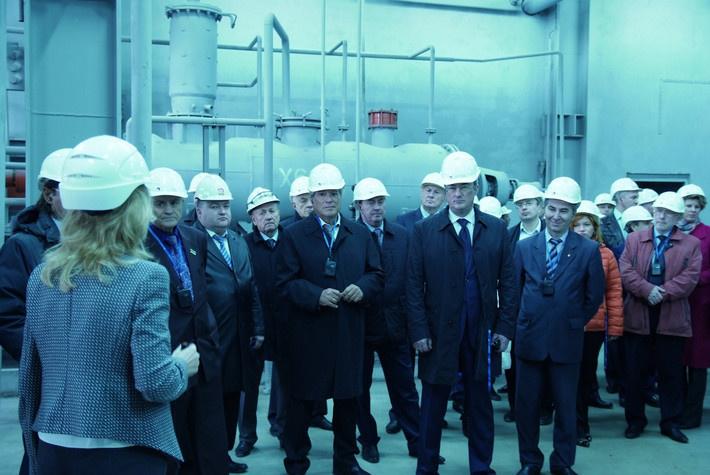 В Коми открылось производство титанового коагулянта
