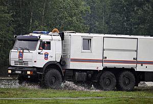 Уникальный спасательный комплекс поступил на вооружение МЧС России