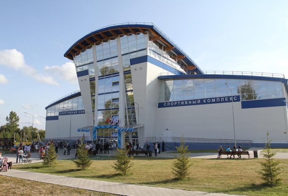В Большой Туле открылся новый спортивный комплекс