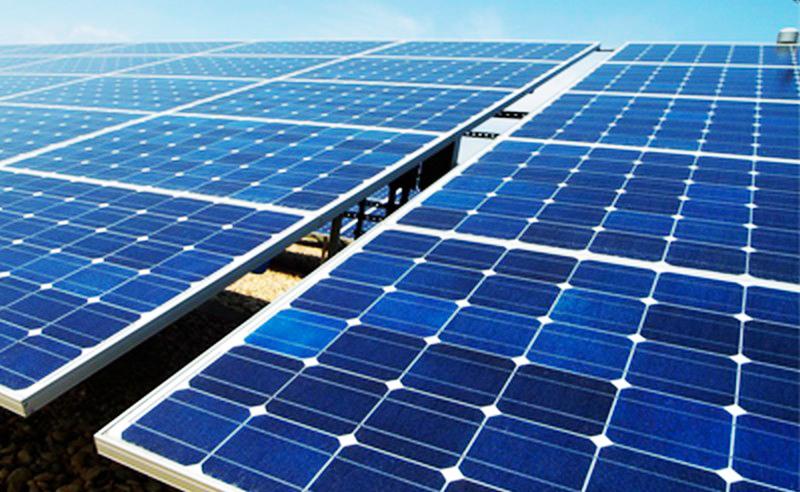 На горных кордонах в районе города Сочи появились солнечные батареи
