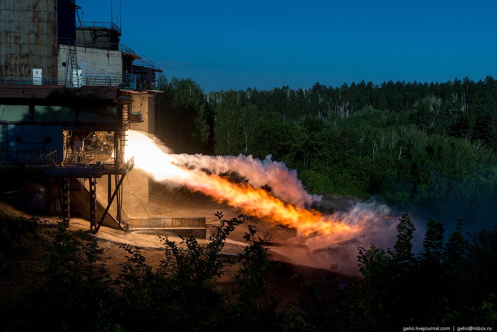 ОАО «Кузнецов». Производство ракетных, авиационных и наземных двигательных установок.
