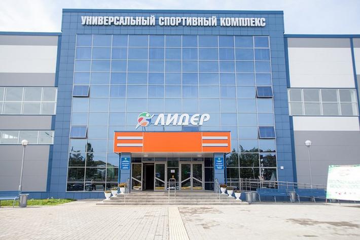 В Татарстане открыт новый универсальный спорткомплекс
