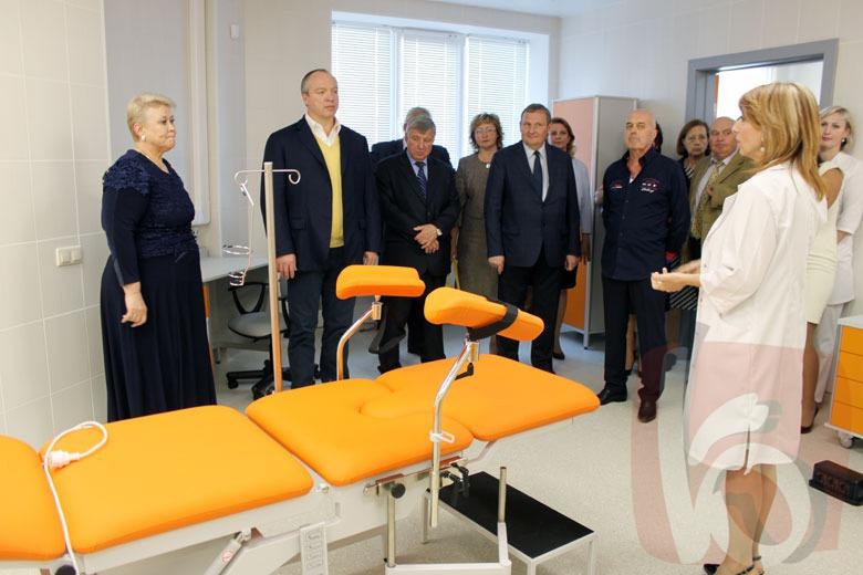 Многофункциональный медцентр открылся в Старом Осколе