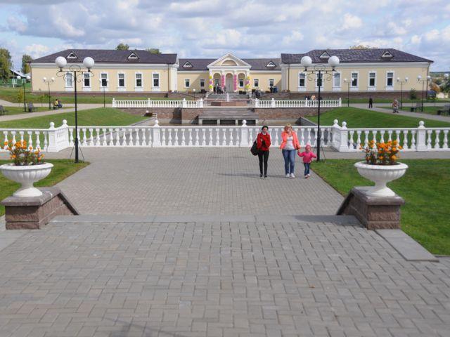 Дом детского творчества открылся в Ворсме Нижегородской области
