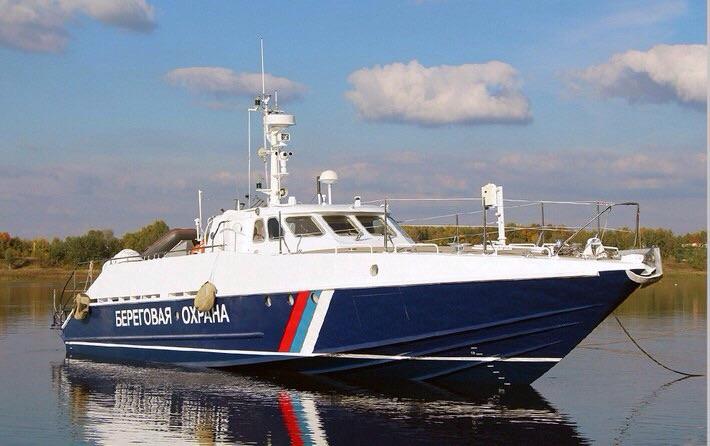ССЗ «Вымпел» спустил на воду катер проекта 12150 «Мангуст»