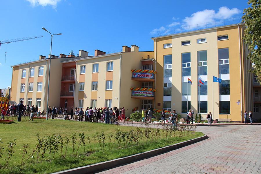 Новый детский сад на 400 мест открылся в Калининграде
