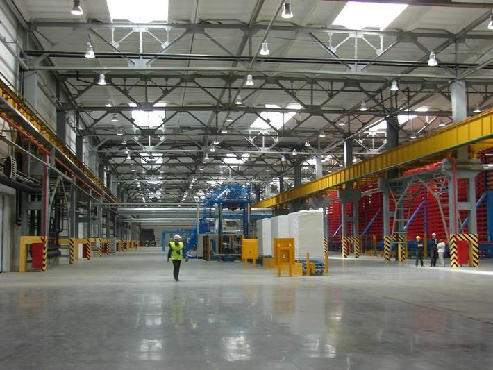 В Рязани открыт завод по производству инновационных теплоизоляционных материалов