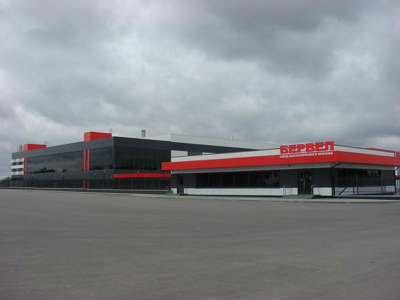 Под Рязанью открыли первый в стране завод импортозамещающего крепежа