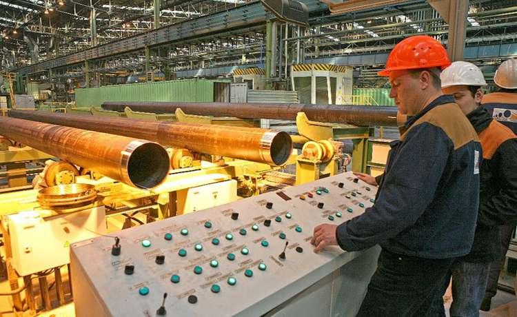 Производительность труда: Лидеры промышленности России – 2015