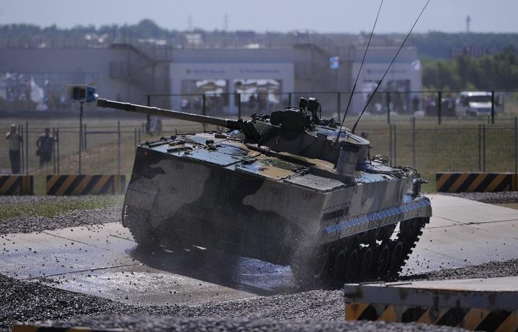 Россия завершила поставки БМП-3 Кувейту
