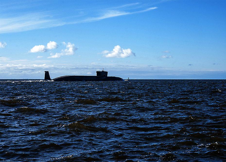 Седьмой атомный «Борей» получил имя «Император Александр III»