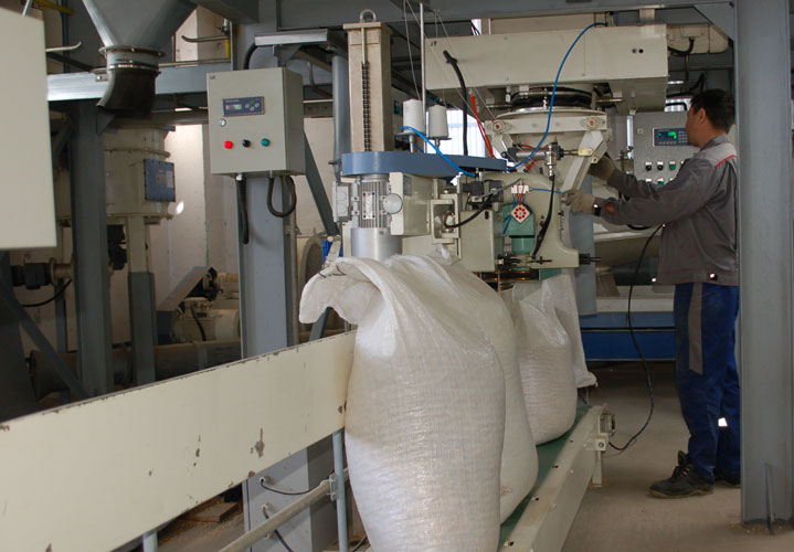 В поселке Верхошижемье Кировской области запущено новое производство топливных гранул