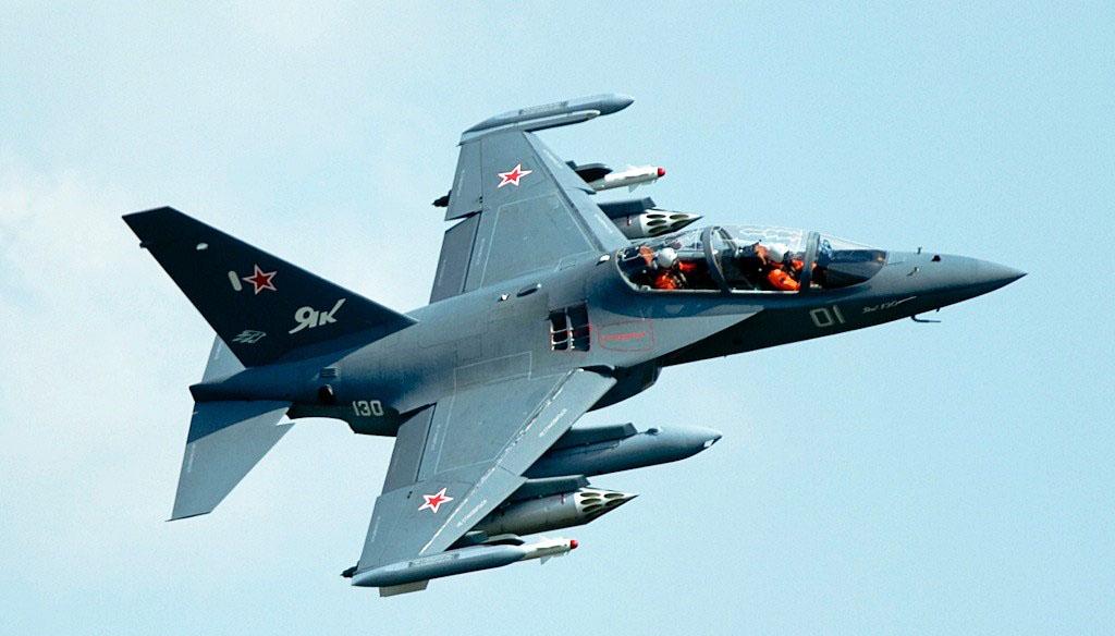 ВВС Бангладеш получили первую партию УБС Як-130