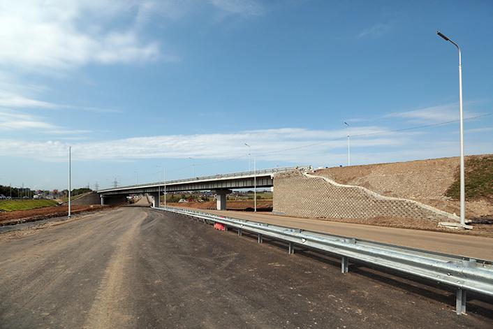 В Иркутской области завершена реконструкция участка Байкальского тракта