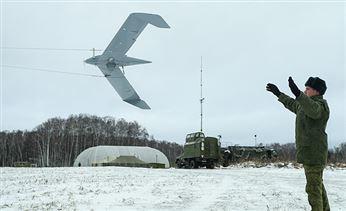 """Ученые """"Омского государственного технического университета"""" создали беспилотный летательный аппарат для работы в экстремальных условиях Арктики"""