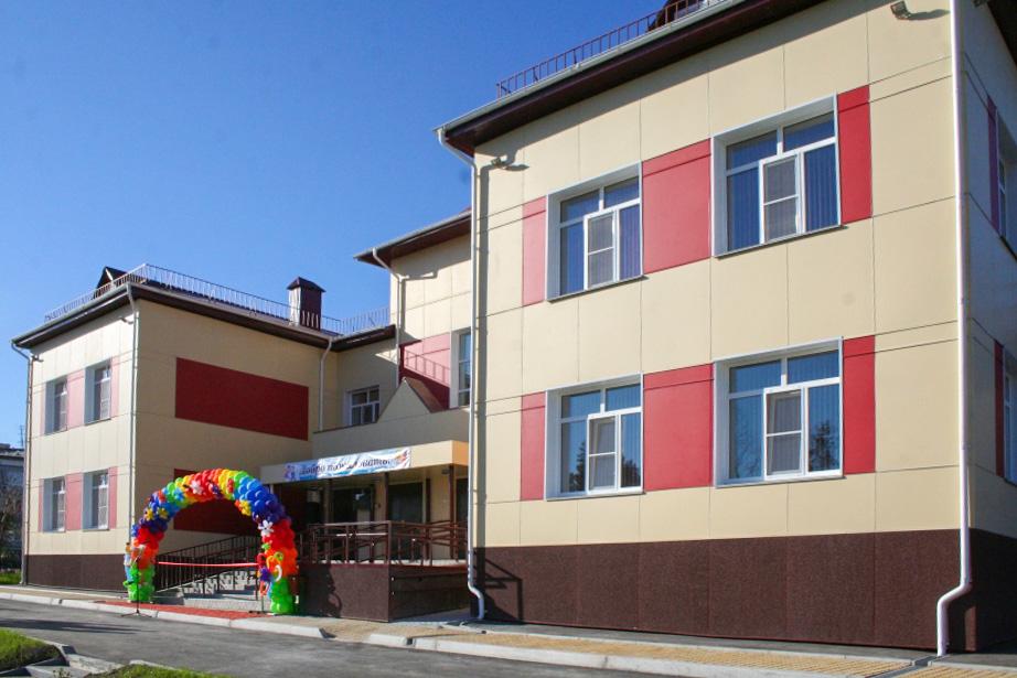 В селе Краснореченское Хабаровского края открылся детский сад на 110 мест