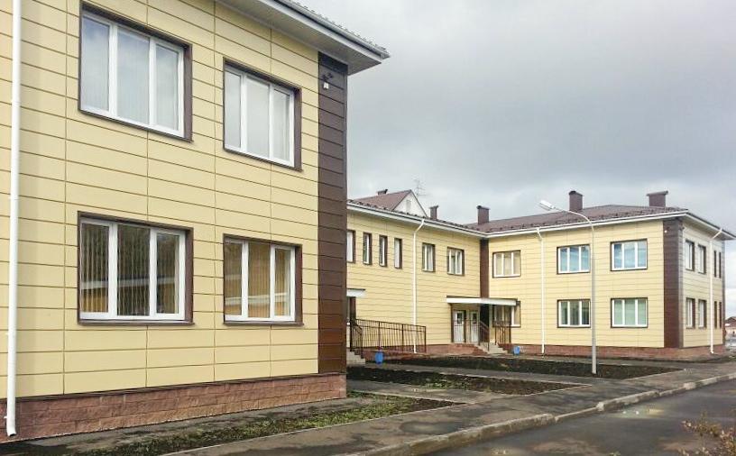 Новые детские сады открыты в Башкирии и Татарстане в сельской местности