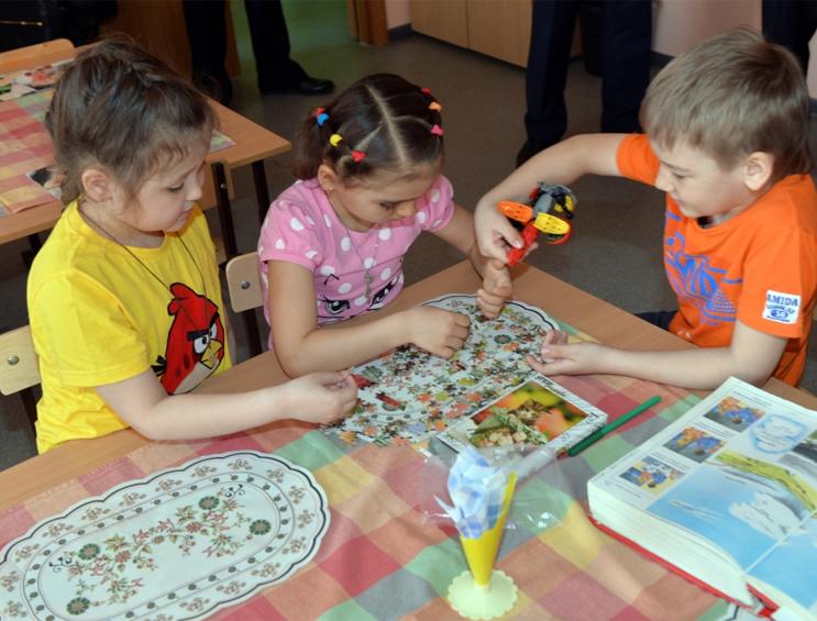 Детский сад на 115 мест сдали в Бикине (Хабаровский край)