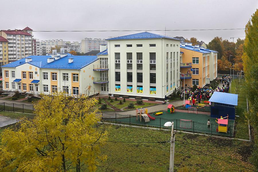Новый детский сад на 340 мест открыт в Калининграде