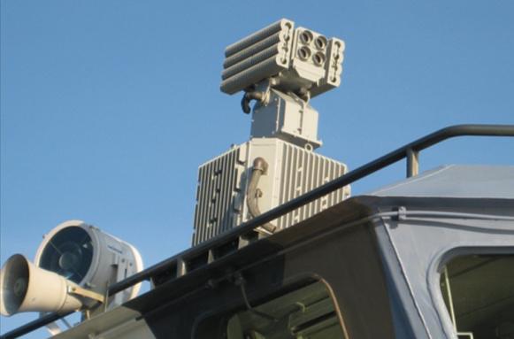 Создана станция визуально-оптических помех для ВМФ