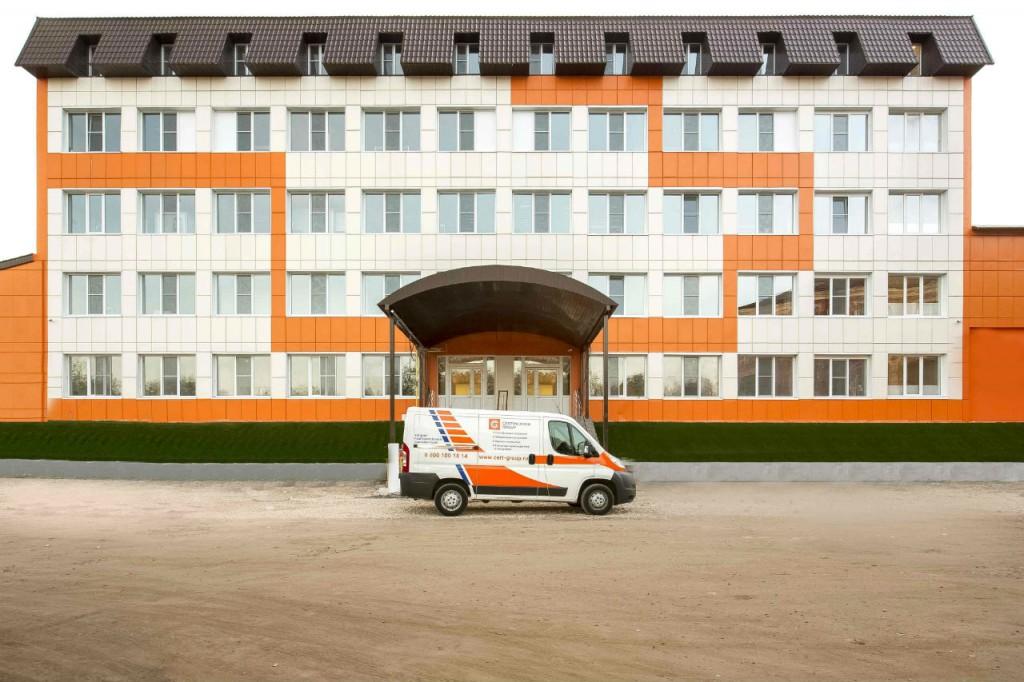 Компания Certification Group запустила в Павловском Посаде новый испытательный центр
