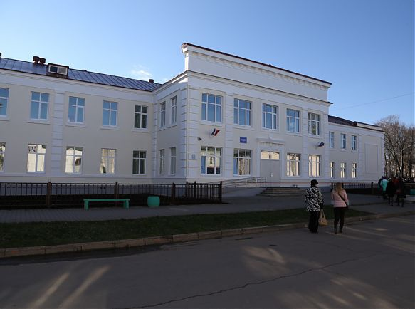 Открыто новое здание для кадетов Великого Устюга