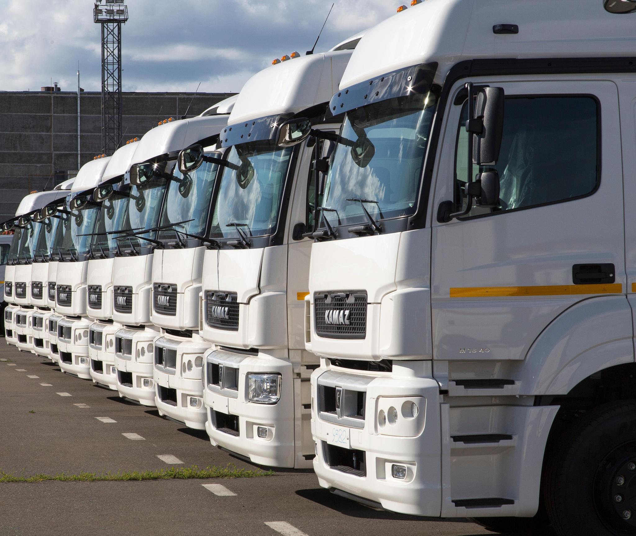 Доля КАМАЗа в сегменте магистральных тягачей увеличилась с 4% до 14%