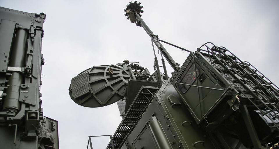 Учения с новейшими комплексами РЭБ «Красуха» проходят на востоке России