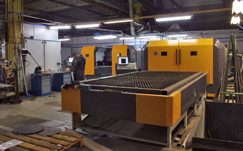 Лазерные станки отечественной разработки и производства