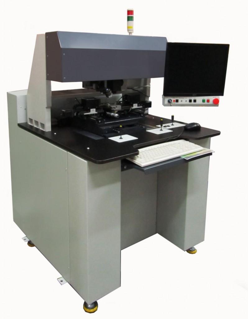 Машина лазерная для автоматической подгонки МЛ5-2. Тонкопленочные и толстопленочные резисторы на подложках из ситалла, поликора, керамики