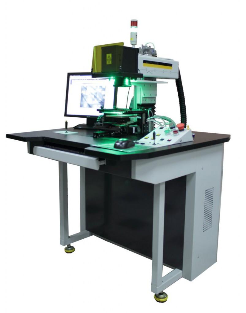 СЛС5-150 — Пятиосевая 3D-обработка. Резка, сверление отверстий, поверхностная обработка деталей сложной формы.