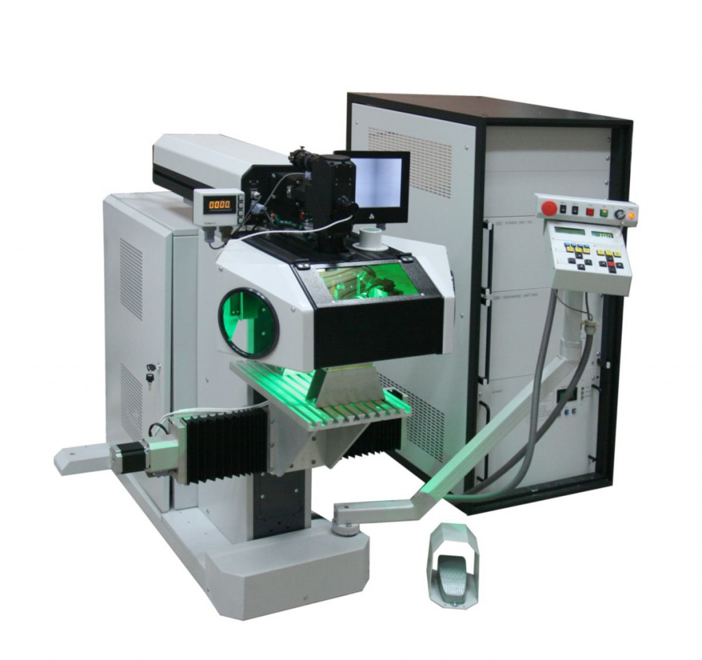 Широкофункциональная автоматизированная лазерная установка МЛК4-015.150