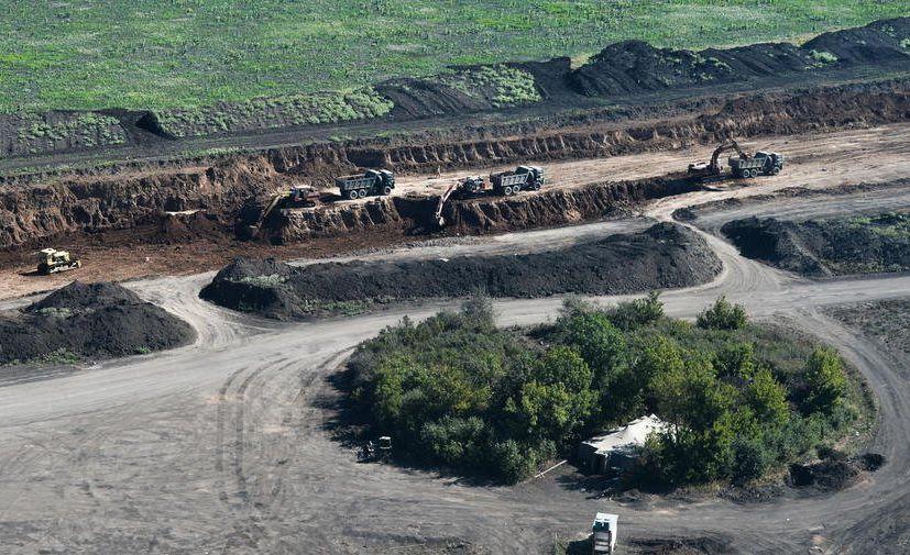 Минобороны РФ приступило к строительству второго железнодорожного участка в обход Украины