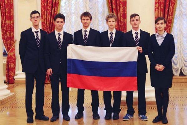 8 российских школьников получили медали XX международной олимпиады