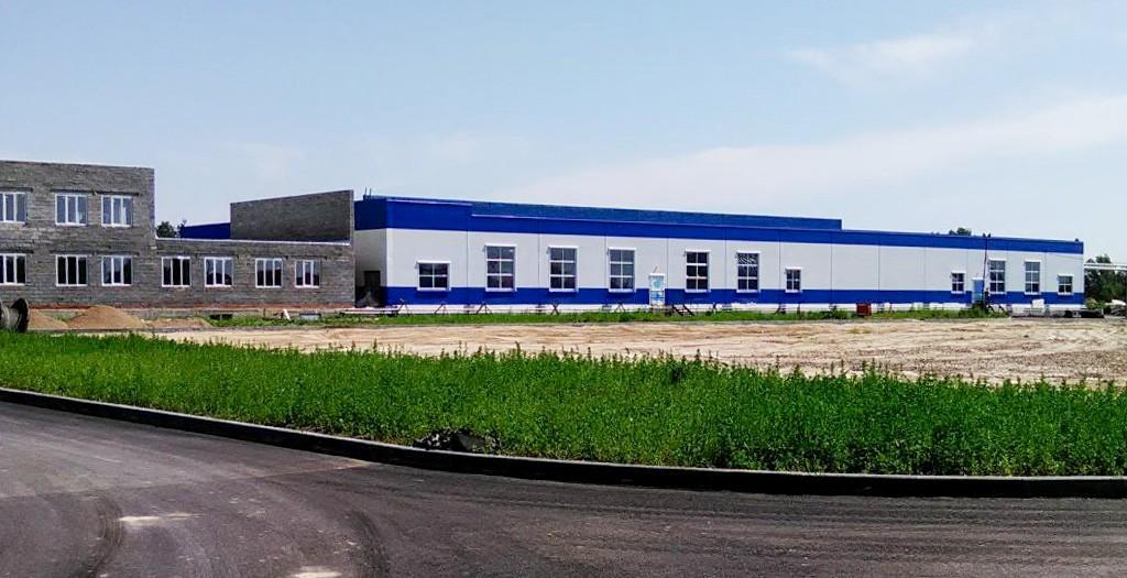 Под Тюменью открылся Рыбоперерабатывающий завод