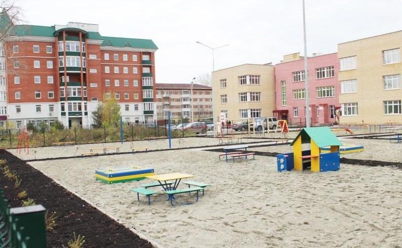 В Свердловской области открылся детский сад на 270 мест