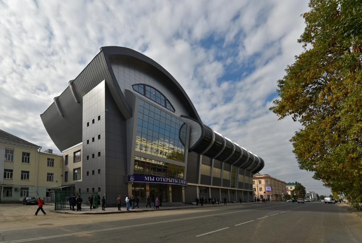 В Адыгее торжественно открыт Дворец спорта АГУ «Якуб Коблев»
