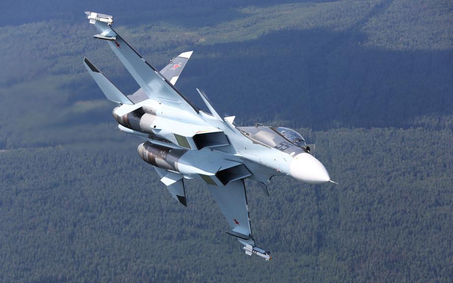 Партия Су-30СМ поступила в Южный военный округ