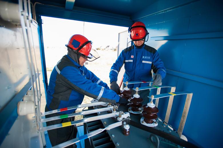 В Белгородской области приступили к массовой установке энергоэффективных трансформаторов