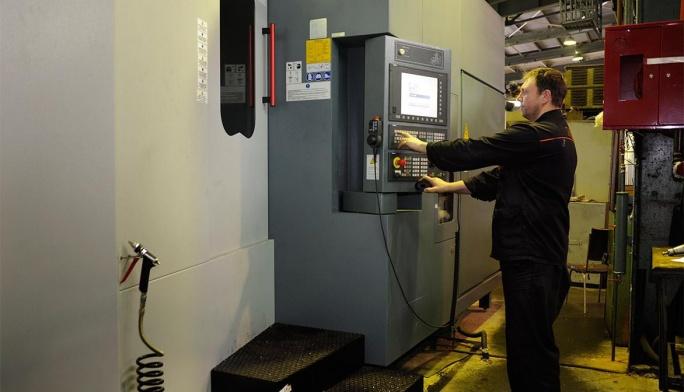 На Уралвагонзаводе внедрен универсальный обрабатывающий центр