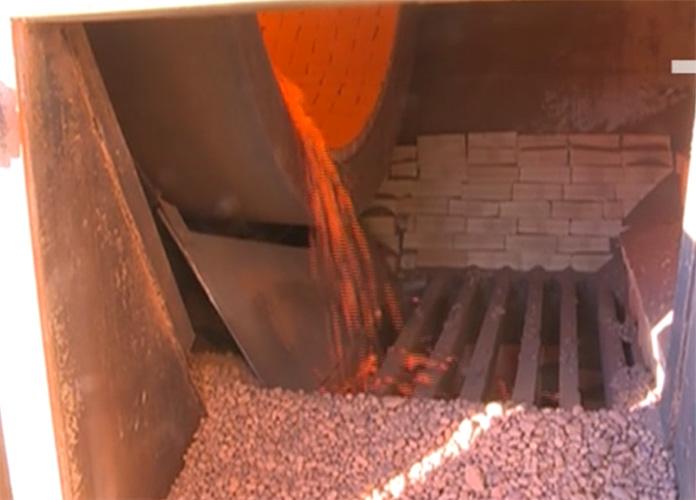 В Тюменском районе открылся новый завод по производству керамзита