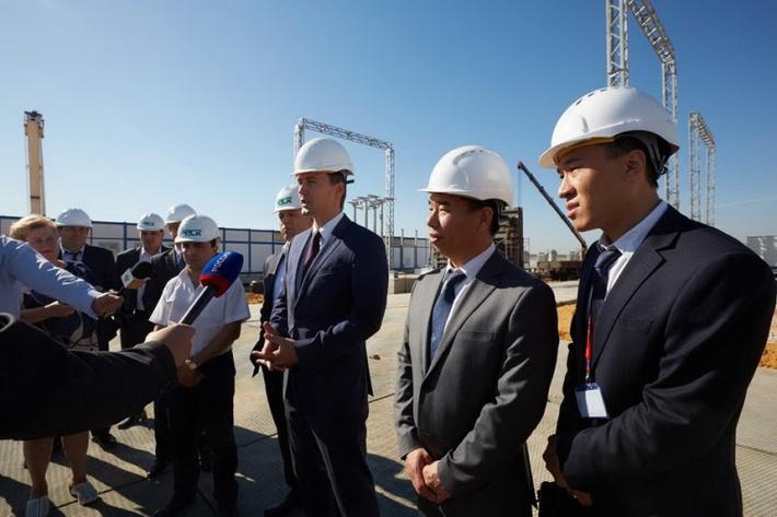 В Тульской области начато строительство автомобильного завода Great Wall