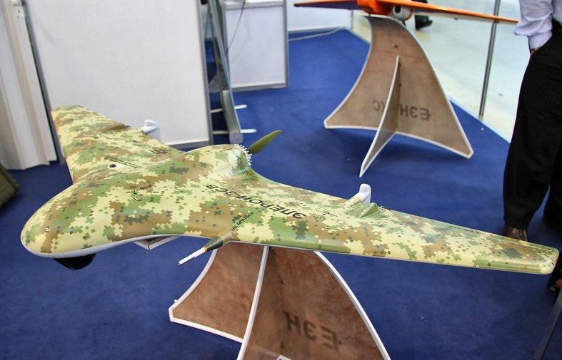 Беспилотные ЛА «Орлан» и «Элерон» поставлены на вооружение военных разведчиков