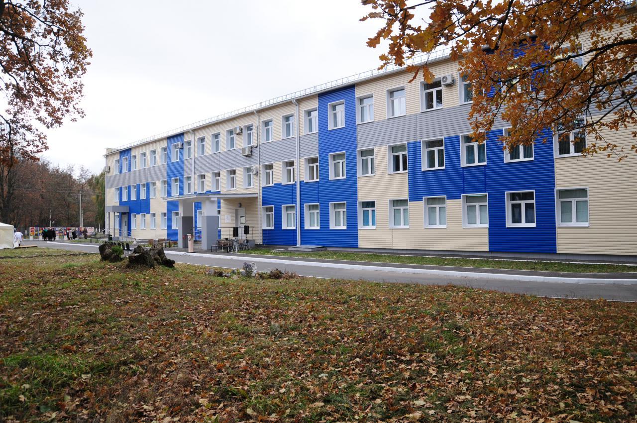 В Курской области открыли медцентр для детей с заболеваниями опорно-двигательного аппарата